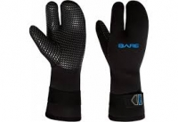 Bare 3finger mitt 7mm