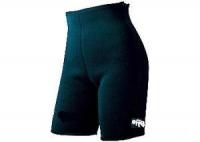 Shorts black neoprene 3 mm.